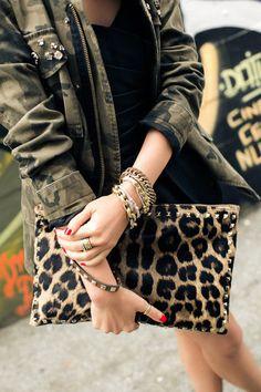look at clutch and bangle bracelets!!  LIKE
