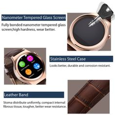 NO.1 S3 Round Dial Smartwatch Phone Best Offer On sale