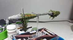 The Lost and the Damned and the Stunted: Star Wars: Armada Repaints