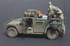 HMMWV M998 OIF 1:35 Tamiya, Italeri, Legend, CMK, Panzer Art