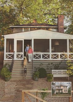 scouthome - Blog - Ryan and Nancy's Home Published in Better Homes and Gardens