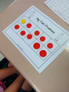 Mrs. Wheeler's First Grade Tidbits: Addition