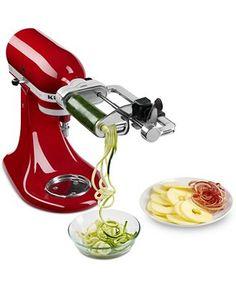 KitchenAid KSM1APC Spiralizer Stand Mixer Attachment