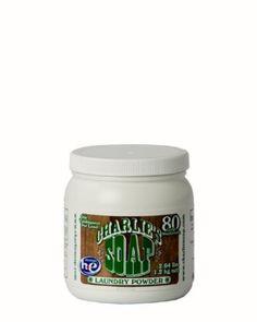 Amazon.com: Charlie's Soap Powder - 2.64 lb (80 Loads): Health & Personal Care