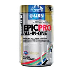 USN Endurance Epic Pro All In One | USN (Ultimate Sports Nutrition) - Official Trade Sports Nutrition Distributor | Tropicana Wholesale