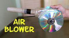 Como fazer um ventilador de ar