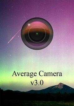 Iphone: Average Camera v3.0