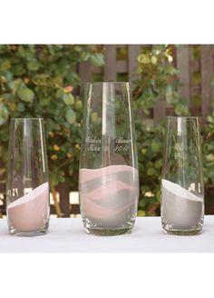 Unity Wedding Sand and Vase