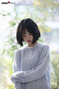 Gfriend-Eunha 2019 Season's Greetings Behind Kpop Girl Groups, Korean Girl Groups, Kpop Girls, Extended Play, Sinb Gfriend, Jung Eun Bi, G Friend, Girl Bands, Beautiful Asian Girls