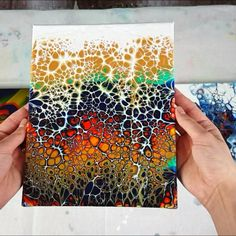 Acrylic Pouring SWIPE Tutorial – Amazing Cells and beautiful colors. Fluid Paint… Acrylic Pouring SWIPE Tutorial – Amazing Cells and beautiful colors. Fluid Painting for Beginners and new pouring paint experimenting Acrylic Painting For Beginners, Simple Acrylic Paintings, Acrylic Painting Tutorials, Beginner Painting, Acrylic Pouring Techniques, Acrylic Pouring Art, Acrylic Art, Acrylic Painting Canvas, Drip Painting