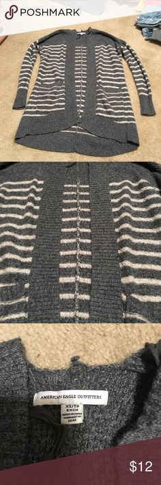 American eagle cardigan Worn once. Very soft and warm American Eagle Outfitters Sweaters Cardigans