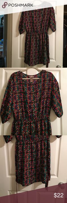 Miss Tina, by Tina Knowles, dress, size M8-10 Never been used Dresses Midi