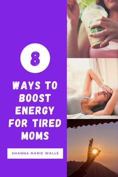 I know there are other moms out there who are feeling tired, so I decided to share 8 of my most effective Ways To Boost Energy For Tired Moms. Feeling Tired All Day, Feel Tired, How Are You Feeling, Negative Words, Positive Words, High Calorie Snacks, Tired Mom, Health And Wellness, Women's Health