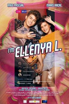 [~ Full Films ~] I'm Ellenya L. See Movie, It Movie Cast, Streaming Vf, Streaming Movies, Pinoy Movies, Giving Up On Love, Hd Movies Online, Watch Tv Shows, Romance Movies