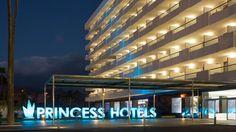 Gran Canaria Princess in Playa del Inglés, Canarias #princesshotels #adults #only