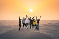 Exo in Dubai Chanyeol Baekhyun, Park Chanyeol, Exo Korean, Cute Korean, Exo Group Photo, Exo Official, Exo Lockscreen, Visit Dubai, Exo Ot12