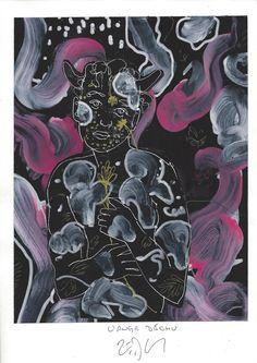 « Fallen angel – L'ange déchu » Frank Eric Zeidler