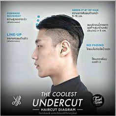 The Coolest UNDERCUT