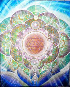 What are the 5 Vrittis? Fibonacci Golden Ratio, Sri Yantra, Spirited Art, Visionary Art, Sacred Art, Flower Of Life, Science Art, Love And Light, Amish