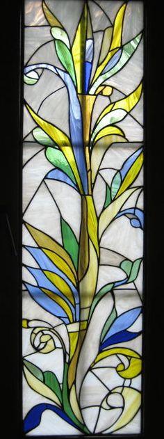Stained Glass by Pomelova Innesa