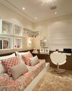 #bedroom #bedroomforgirl #quarto #quartodemenina #bedroomdecor Reposted Via @apartamento201_