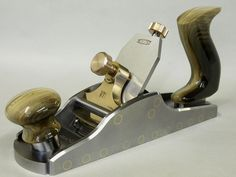 Holtey Classic Handplanes - No.982 Smoother.