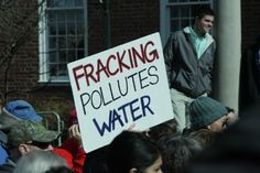 March 2013 Annapolis, Maryland rally against fracking (Flickr / Maryland Sierra Club / Creative Commons license)