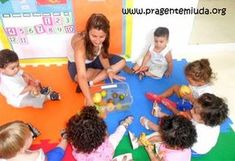 20 atividades para maternal, creche e berçário | Pra Gente Miúda