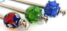 lampwork beads by Johan de Lange