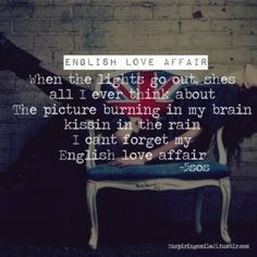 English Love Affair - 5 seconds of summer