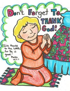 (Luke 17: 11-19) When Jesus healed 10 lepers, only one returned to give Him thanks....be thankful and give thanks ! www.thegoodnewscartoon.com
