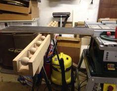 Rollbock als Verlängerung Tischkreissäge Tischkreissäge,Rollen,PTS 10,Bock,TKS,Werkstatthelfer,Rollbock,Verlängerung TKS,Sägetischverlängerung