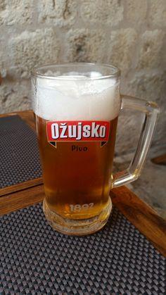 Ozujsko Pivo; Croatian Lager