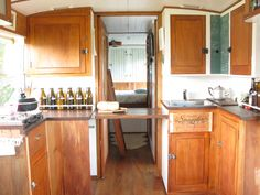 42 Awesome School Bus Conversion Tour and Designs – Vanchitecture School Bus House, Magic School Bus, Bus Remodel, Airstream Remodel, Camper Renovation, Converted School Bus, Chartered Bus, Rv Bus, Kombi Home