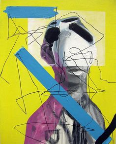 David Cook's Abstract People 3