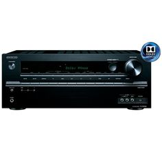 Onkyo TX-NR545 7.2 Channel AV Network Receiver with Dolby Atmos 4K UltraHD WiFi Bluetooth