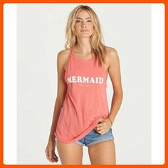Billabong Women's Mermaid for Life Tank, Vintage Coral, S - All about women (*Amazon Partner-Link)