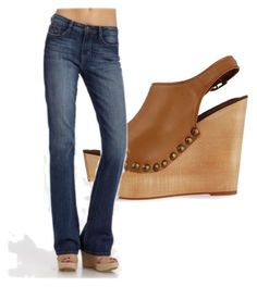 """""""Budandangisplace.com"""" by budangisplace on Polyvore featuring Jeffrey Campbell and Joe's Jeans"""