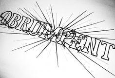 Obrumpent: Super Burster by Mathew Prada | The Dead Words