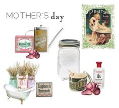 """""""Mother's day- homemade rose- green tea sugar scrub"""" by juliabachmann ❤ liked on Polyvore featuring beauty, Kusmi Tea and Freeze"""