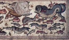 Lod Israel Mosaic