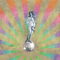 """Curioos.com   """"Disco Venus"""" by angelo cerantola (Italy) - http://pinterest.com/curioos"""