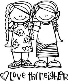 matthew 22 39 coloring pages - photo#21