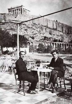 Ellada stin kardia mou — Athens. 1928 Nikos Kazantzakis