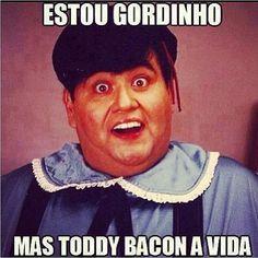 Toddy Bacon a Vida