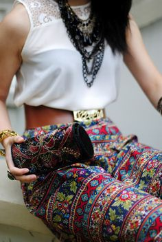 That belt...