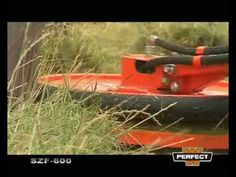 """""""Perfect"""" Solo Swing SZL-600 hydraulically driven swing arm - YouTube Tractor Attachments, Arms, Youtube, Youtubers, Youtube Movies, Weapons"""