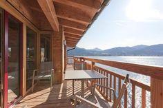 Ferienwohnung Tegernsee  mit Bootsverleih für bis zu 3 Personen mieten