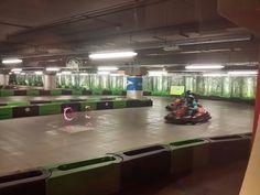 My Kart Indoor Kart Racing nel Montecatini Terme, Toscana