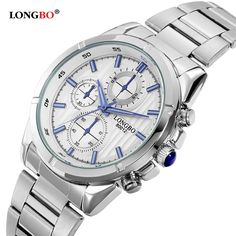 $23.98 (Buy here: https://alitems.com/g/1e8d114494ebda23ff8b16525dc3e8/?i=5&ulp=https%3A%2F%2Fwww.aliexpress.com%2Fitem%2FLONGBO-Brand-New-Luxury-Stainless-Steel-Fashion-Watch-Men-Casual-Business-Quartz-Watch-Men-Popular-High%2F32662668417.html ) LONGBO Brand New Luxury Stainless Steel Fashion Watch Men Casual Business Quartz Watch Men Popular High-quality Elegant Clock for just $23.98
